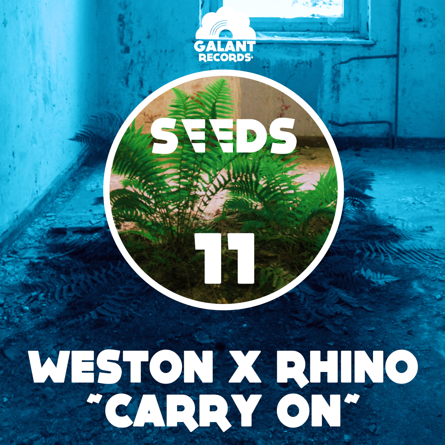 "Weston X Rhino ""Carry On"" - Ganake Records"
