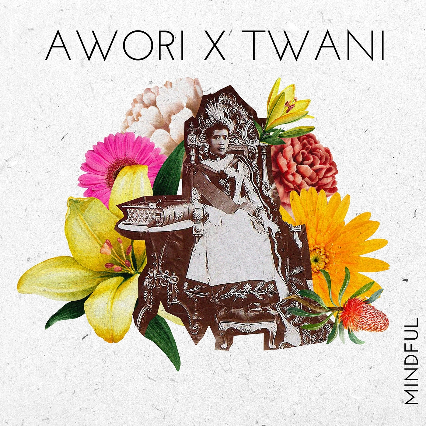 Awori; twani; mindful; artwork